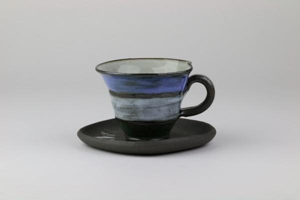 """Shigaraki Yaki-Keramik Kaffeetasse """"Shizen"""""""