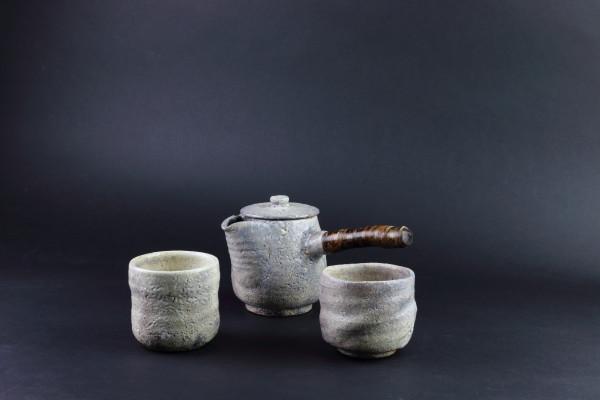 Tee-Set Kairagi-Keramik Rund