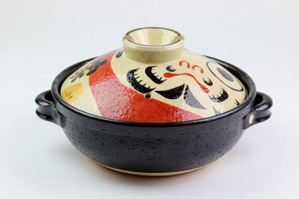 Igayaki Keramik-Set -Daruma-