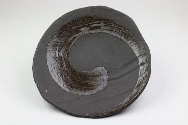 Mino Yaki-Keramik Chikyu-Burashi