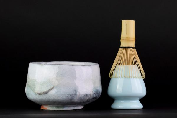Matcha-Keramik-Set -Anagama-